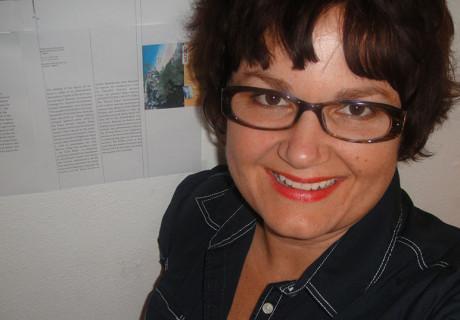 Maria Rogal photograph
